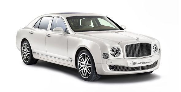 Bentley Mulsanne Birkin, edición limitada a 22 unidades