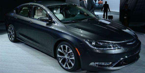 Chrysler 200 2015, algo más que un restyling