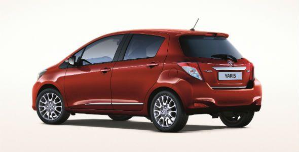 Toyota Yaris: nueva gama de accesorios