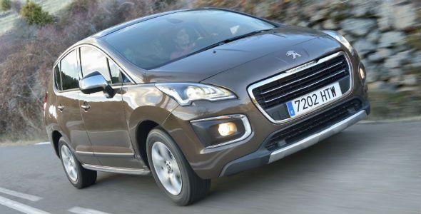 Probamos los nuevos Peugeot 3008 y 5008