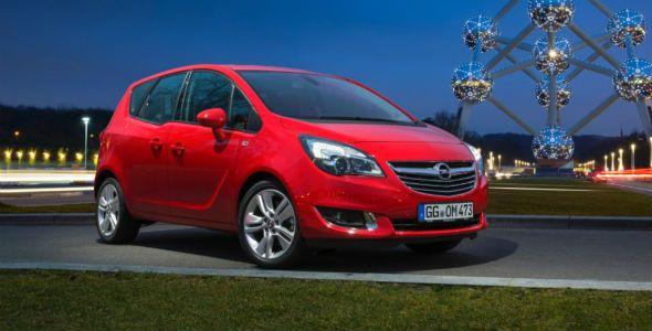 Nuevo Opel Meriva, presentado en el Salón de Bruselas