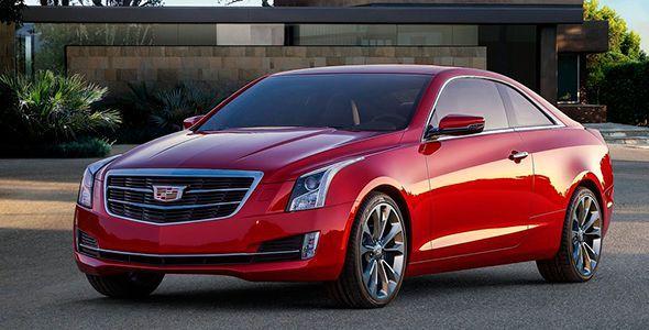El Salón de Detroit presenta el nuevo Cadillac ATS Coupé 2014