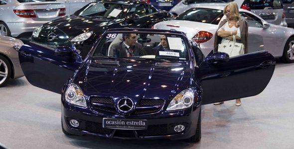 En 2013 se vendieron 2,3 coches usados por cada nuevo