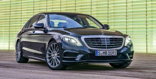 Maybach podría resucitar de la mano del Mercedes Clase S