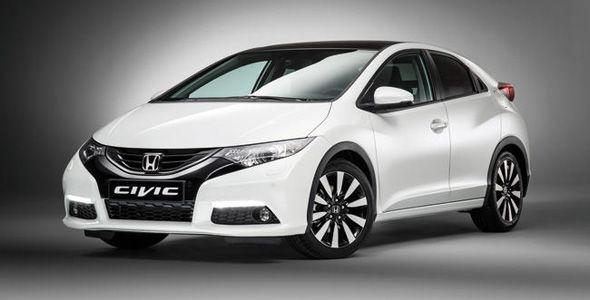 El Honda Civic 5p se actualiza para 2014