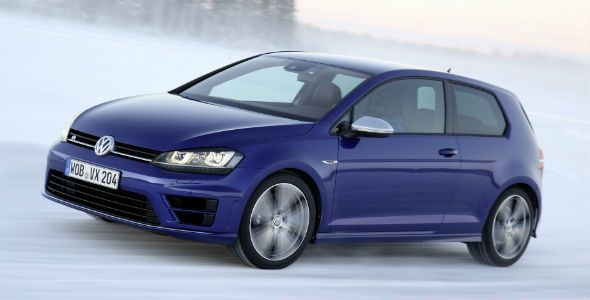 Volkswagen Golf R, los precios
