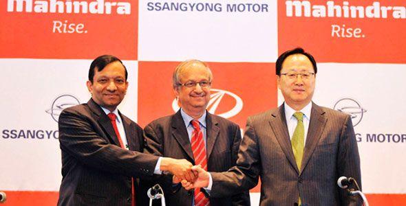 SsangYong invierte 690 millones de euros para el desarrollo de nuevos modelos