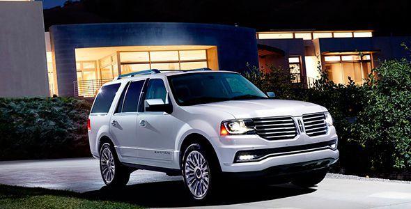 Nuevo Lincoln Navigator 2015: el 4×4 de lujo se pone al día