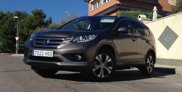 Honda CR-V 2.2 i-DTEC 150 CV 2014: la prueba