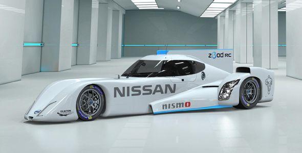 Nissan ZEOD RC: motor de 40 kilos y 400 CV