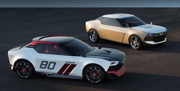 El Nissan IDx Freeflow y el IDx Nismo, en el Salón de Los Ángeles