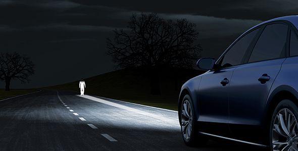 Nuevos faros Matrix LED y Láser de Audi