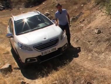 Vídeo prueba: Peugeot 2008 e-HDi 90 CV 2013