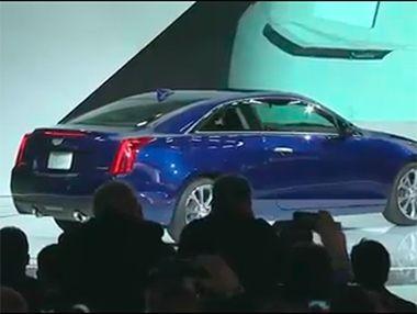 Vídeo: Presentación en Detroit del nuevo Cadillac ATS Coupé 2014