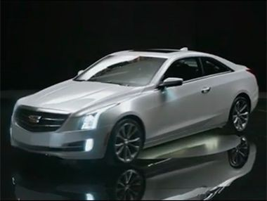 Los detalles del Cadillac ATS Coupé, en vídeo