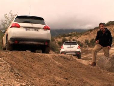 Vídeo prueba: Peugeot 2008 vs. Opel Mokka