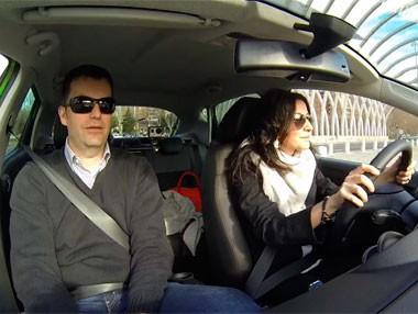 Vídeo: probamos el nuevo Seat Ibiza 1.4 TSI ACT