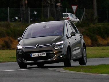 Vídeo prueba: Citroën C4 Picasso e-HDi ETG-6 Exlcusive 2013