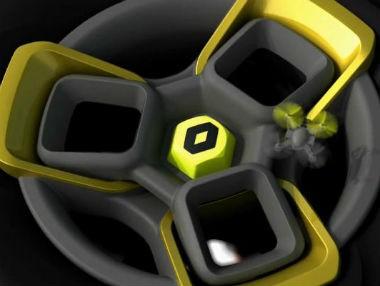 Nuevo Concept de Renault, en el Salón de Nueva Dehli