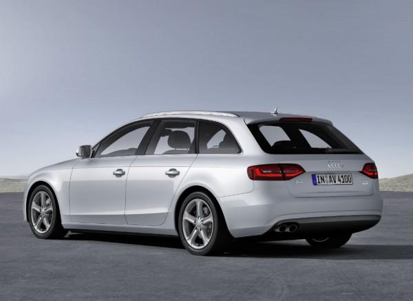 El Audi A4 Avant contará con el motor 2 litros TDI de 136 CV.