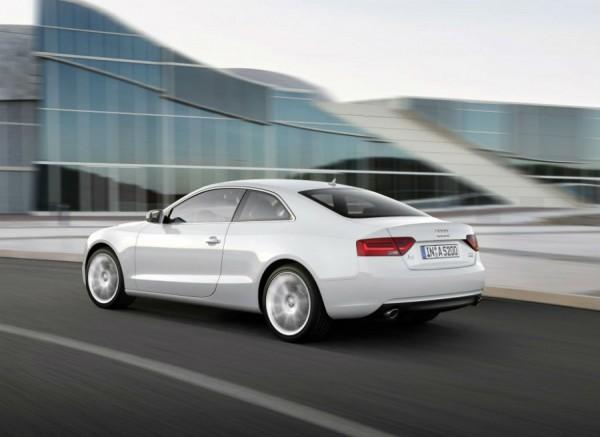 El Audi A5 sigue siendo uno de los modelos por el que más apuesta la marca alemana.