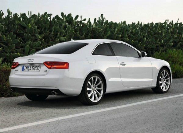 La S Line Edition se puede ahora aplicar a todas las motorizaciones del Audi A5.