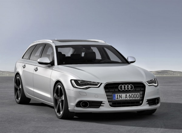 La eficiencia del motor del Audi A6 Avant Ultra no está reñida con la espectacular imagen del conjunto.