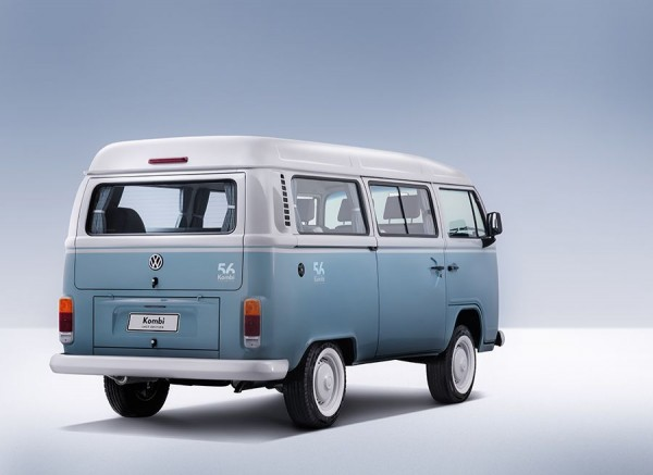 Fin producción VW bulli Typ 2 Hanover