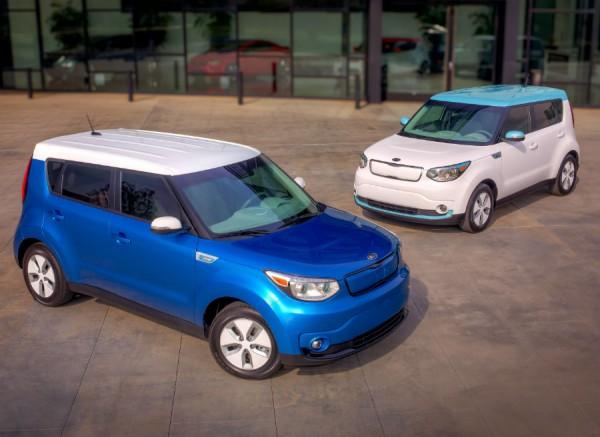 La autonomía del Kia Soul EV es de 162 km.