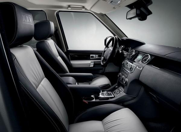 Land Rover Discovery 25 aniversario