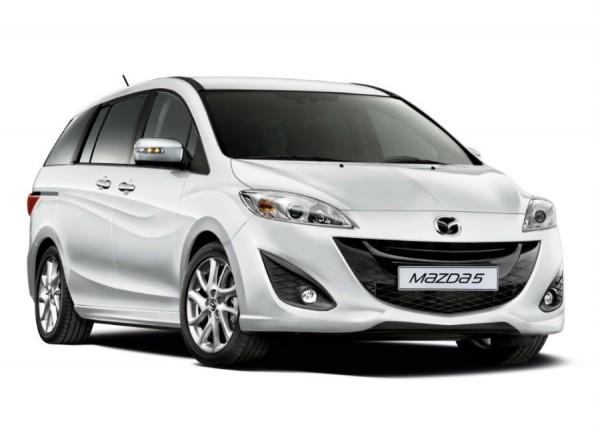 Mazda5 Sakura