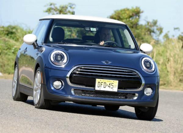 El comportamiento del Mini asegura diversión al volante.