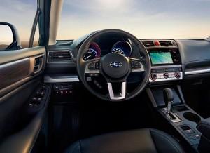 Nuevo Subaru Legazy 2015