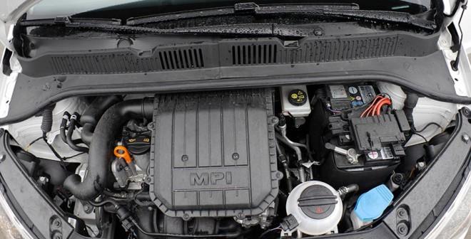 Prueba Seat Mii Ecomotive 75 CV, motor, Rubén Fidalgo