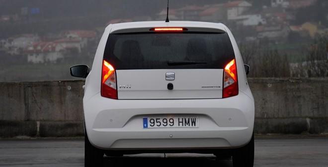 Prueba Seat Mii Ecomotive 75 CV, Vigo, Rubén Fidalgo