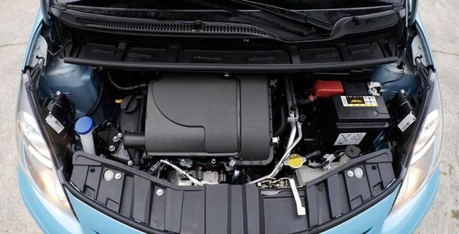 Prueba Toyota Aygo 1.0 VVT i-Live, motor, Rubén Fidalgo