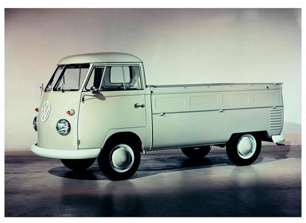 VW T1 pick Up