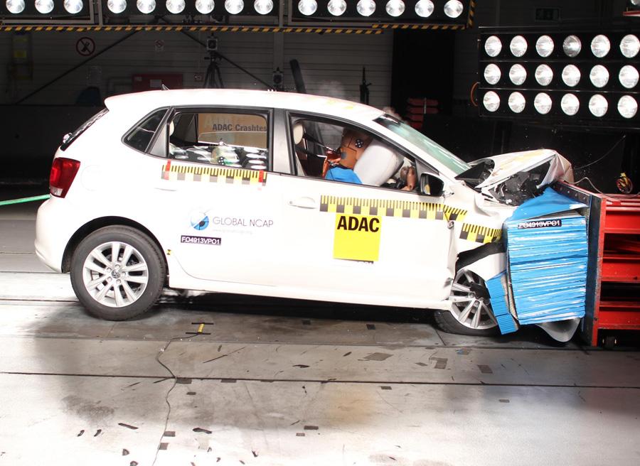 Los airbags sólo se despliegan si las deceleraciones son muy bruscas.