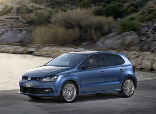 El Volkswagen Polo BlueGT aumenta en 10 CV su potencia, quedando ésta fijada en 150.