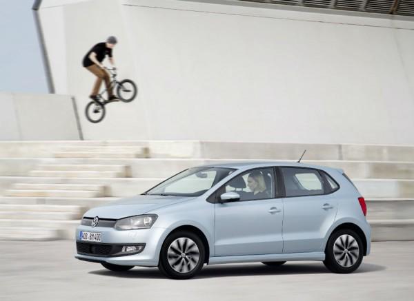 El Volkswagen Polo Bluemotion cuenta ahora con motor TSi de gasolina.