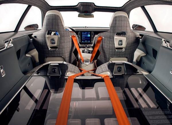 Volvo Estate Concept Ginebra 2014