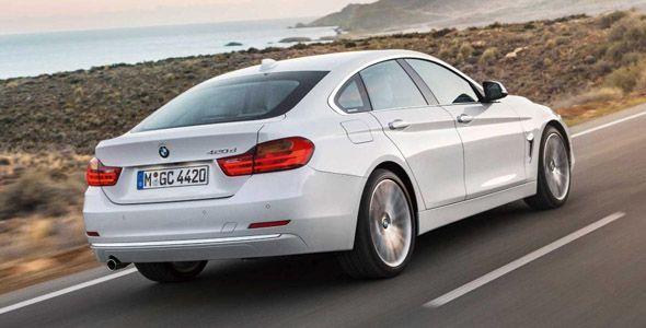 BMW Serie 4 Gran Coupé 2014, todas las imágenes