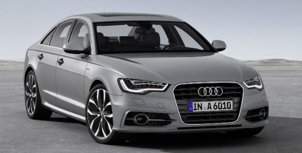 Audi: versiones Ultra para el A4 Avant, el A6 y el A6 Avant