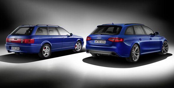 Audi RS 4 Avant Nogaro: homenaje al mítico RS2
