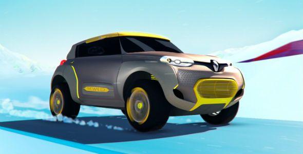 Renault Kwid Concept: para los mercados emergentes