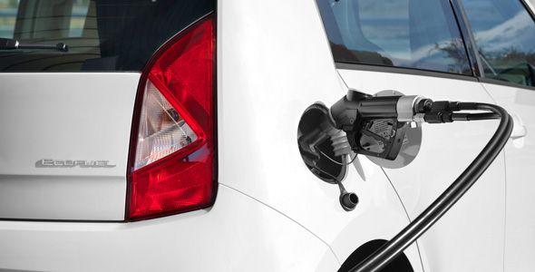 Seat León TGI y Mii Ecofuel, con gas natural comprimido