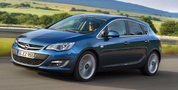 Opel Astra, nuevo motor en Ginebra