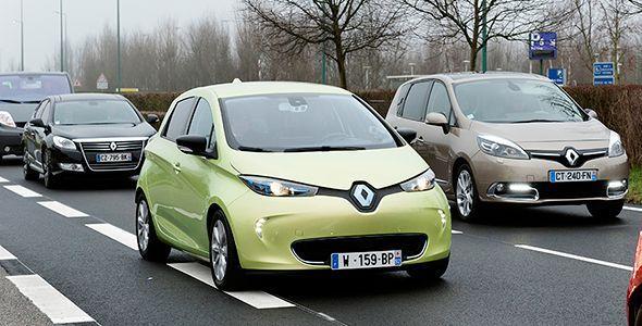 Renault Next Two: el Zoe con piloto automático