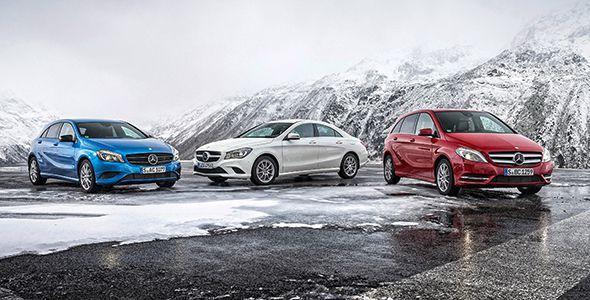 Nuevas motorizaciones para los Mercedes Clase A y Clase B en 2014