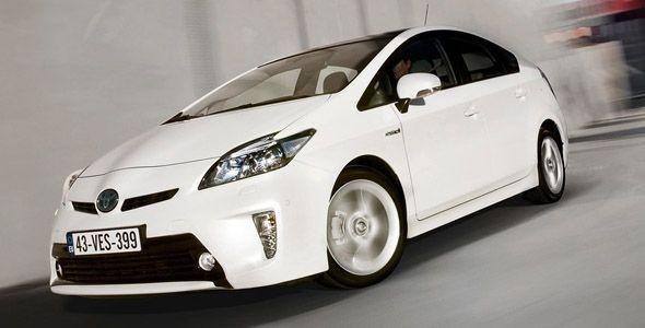 Toyota llama a revisión a 16.000 Prius en España